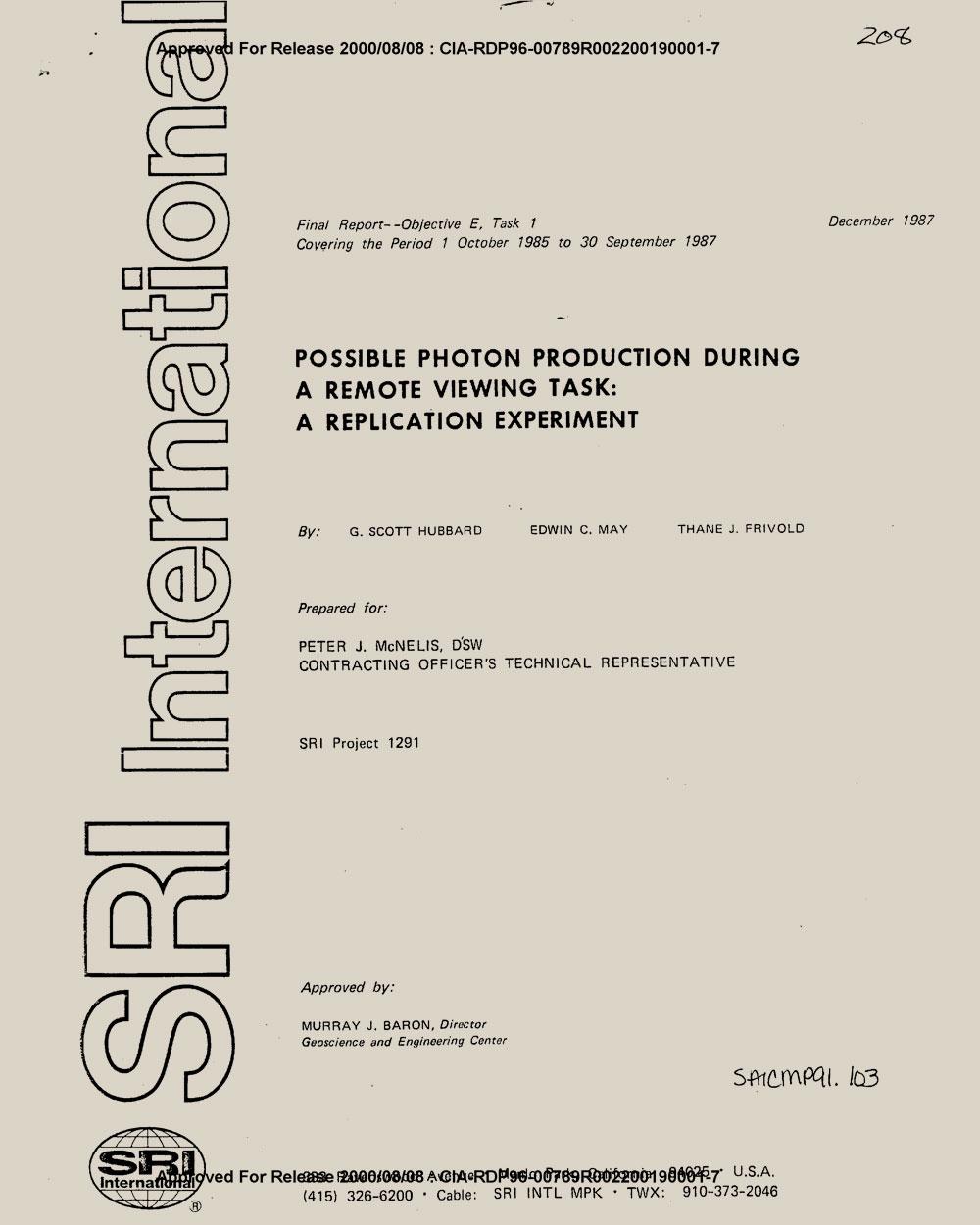 Photon Production   CIA document