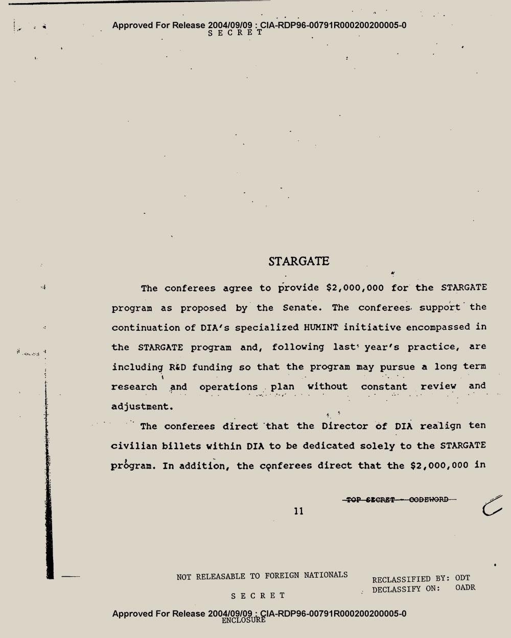 Stargate   CIA document