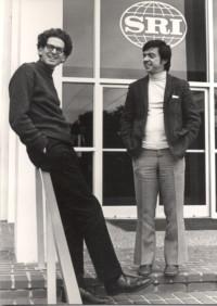 Russell Targ & Harold Puthoff